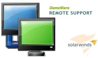 SolarWinds DameWare Remote Support Per Technician License (1 user) License with 1st-Year Maintenance