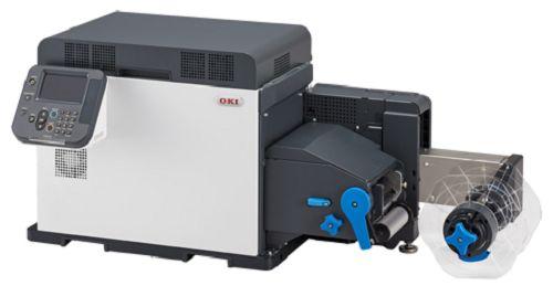 Принтер OKI Pro1040 46672003 для печати этикеток, CMYK