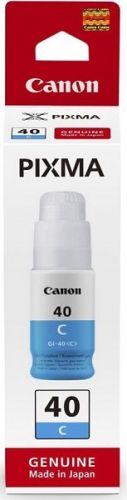 Картридж Canon GI-40 C 3400C001 голубой (70мл) для Canon Pixma G5040/G6040
