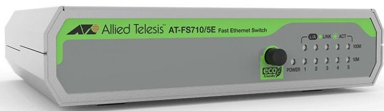 Allied Telesis AT-FS710/5E