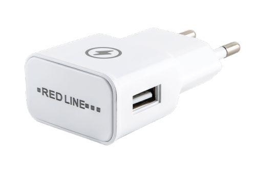 Фото - Зарядное устройство сетевое Red Line NT-1A УТ000009406 1 USB, 1A белый сетевое зарядное устройство deppa ultra 1a белый 11301