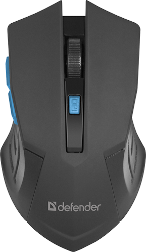 Defender Accura MM-275 Black-Blue