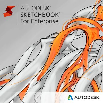 Autodesk SketchBook Pro Multi-user 3-Year Renewal