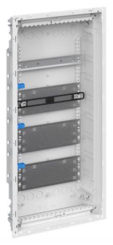 Шкаф ABB 2CPX031396R9999 мультимедийный без двери (4 ряда) UK648MB