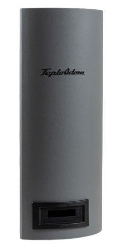 Котел электрический Бастион Teplodom i-TRM SILVER StS Grey-9 Р=9кВт 220/380В нерж. ТЭН(кожа сер.)