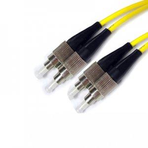 Кабель патч-корд волоконно-оптический Vimcom FC-FC Duplex 7m DPC-SM-FC-7 9/125