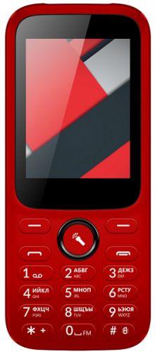 Мобильный телефон Vertex D555 red