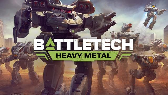 Paradox Interactive BATTLETECH - Heavy Metal