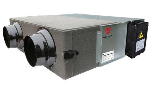 Приточно-вытяжная установка Royal Clima RCS-1250-U SOFFIO Uno с рекуператором