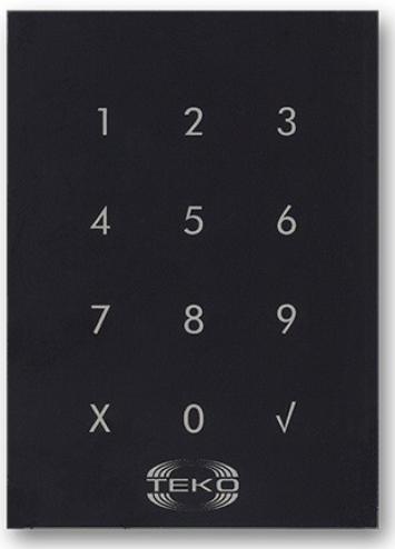 Теко Клавиатура ТЕКО Астра-КТМ-С (черная)
