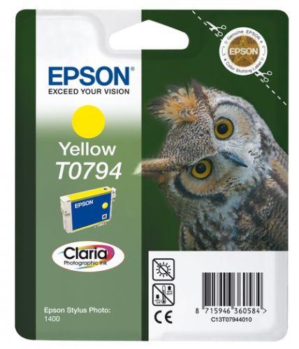 Картридж Epson C13T07944010 желтый повышенной емкости для P50/PX660/PX820/PX830
