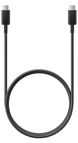 Фото - Кабель Samsung EP-DN975 USB Type-C (m) USB Type-C (m) 1м черный кабель usb2 0 type c type c 1m samsung ep da705bbrgru черный