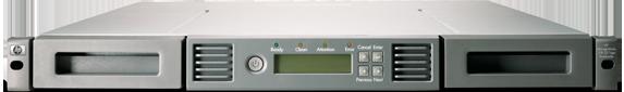 HP 1/8 G2 (C0H19A) LTO-6 Ult 6250 FC Autoloader