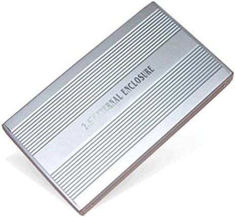 """Внешний корпус для HDD SATA 2.5"""" AgeStar SUB2S Silver (SUB2S (SILVER))"""
