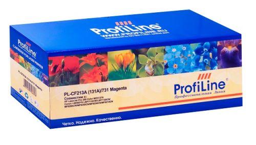 Картридж ProfiLine PL-CF213A/731-M PL-CF213A (131A)/731 для принтеров HP LaserJet Pro 200 Color M251/276 Canon i-SENSYS LBP7110CW/LBP7100CN/MF8280CW/M