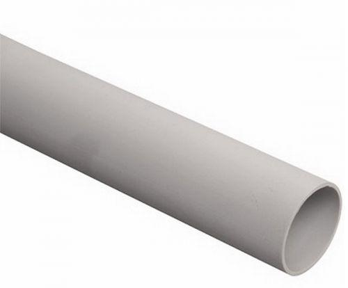 Труба жёсткая DKC 63932UF атмосферостойкая д.32мм, лёгкая, 3м, цвет серый, Express