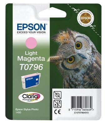 Картридж Epson C13T07964010 светло-пурпурный повышенной емкости для P50/PX660/PX820/PX830