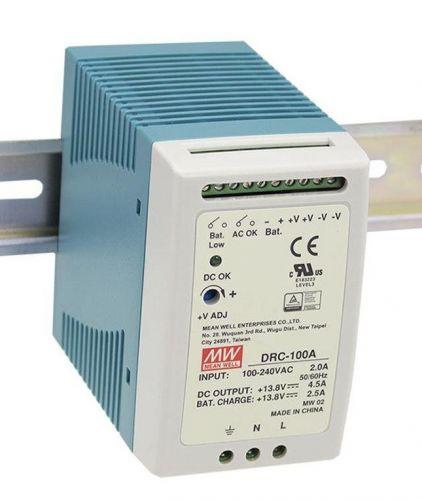 Преобразователь AC-DC сетевой Mean Well DRC-100A