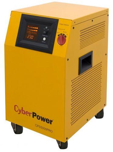 Инвертор CyberPower CPS 3500 PRO CPS 5000 PRO 3500Вт/48В