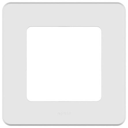 Рамка Legrand 673930 Inspiria белая - 1 пост