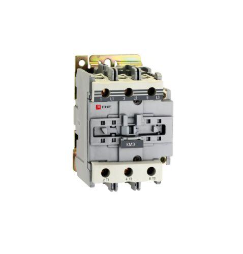 Контактор EKF ctr-s-80-380 КМЭ 80А 380В NO+NC