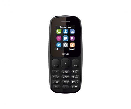 Мобильный телефон INOI 100 4660042758138 черный