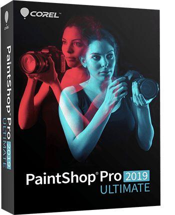 Corel Право на использование (электронный ключ) Corel PaintShop Pro 2019 ULTIMATE ML (ESDPSP2019ULML)