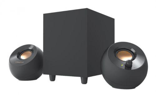 Компьютерная акустика 2.1 Creative Pebble Plus 51MF0480AA000 8Вт, черная