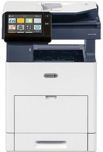 МФУ монохромное Xerox VersaLink B605XL А4, 55 стр/мин, автоподатчик, дуплекс, сеть, факс, ConnectKey