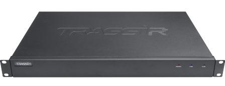 Видеорегистратор TRASSIR MiniNVR AF 16+2 (запись/воспроизведение) IP видеокамер только TRASSIR, TRASSIR Eco или 16/16 (запись/воспроизв) IP видеокамер