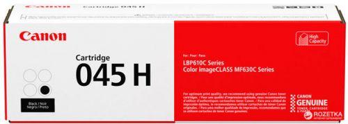 Фото - Картридж Canon 045H 1246C002 для i-SENSYS LBP611Cn/LBP613Cdw/MF631Cn/MF633CDW/MF635Cx (2800 стр), черный картридж canon 045hbk 1246c002