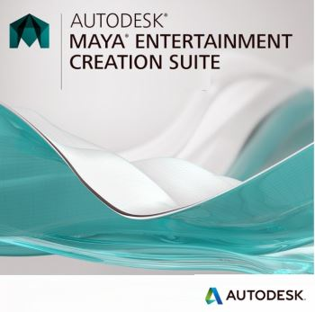 Autodesk Maya Entertainment Creation Suite Standard Single-user Annual (1 год) Renewal