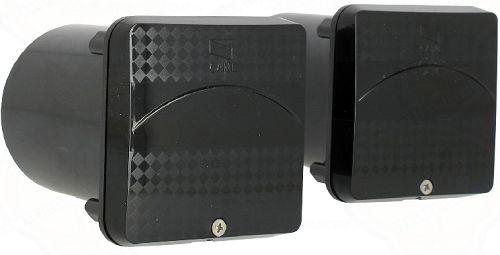 Комплект CAME DELTA-I фотоэлементы/передатчик, приемник/встраиваемые, дальность 20 м