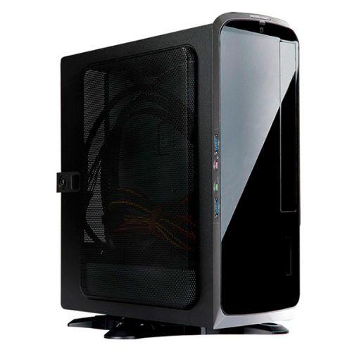 Фото - Корпус mini-ITX In Win BQS660BL 6121559 IP-AD150A7-2 80+ Bronze U3.0*2+A(HD) INWIN Slim Case блок питания in win ip ad150a7 2 150w