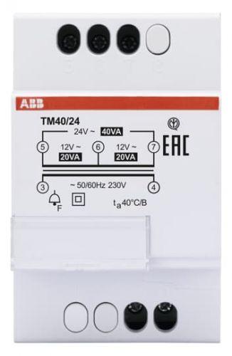 Трансформатор ABB 2CSM228785R0802 звонковый TM40/24 недорого