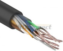 PROconnect UTP 4PR 24AWG CAT5e OUTDOOR, 305м CCA