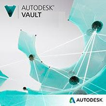 Autodesk Vault Workgroup 2019 New Single-user ELD 2-Year