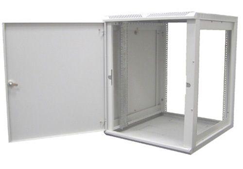 Шкаф настенный 19, 12U ЦМО ШРН-М-12.650.1 телекоммуникационный разборный (600х650), съемные стенки стенки