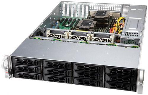 Корпус серверный 2U Supermicro CSE-LA26E1C4-R609LP ATX 12