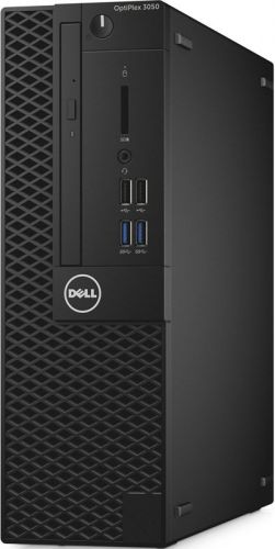 Компьютер Dell OptiPlex 3050 SFF i5-6500 (3, 2GHz), 8GB (1x8GB) DDR4, 256GB SSD, Intel HD 530, Linux, TPM, VGA, DVD, 1 years NBD (3050-8130)