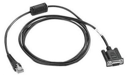 Опция Zebra 25-63852-01R CBL ASSY: RS232; CRADLE