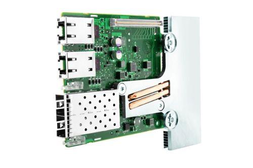 Сетевая карта Dell 540-BBFH QLogic 57800 2x10Gb DA/SFP+ + 2x1Gb BT, rNDC, Network Daughter Card for G12/G13/G14 ( M39K9 )