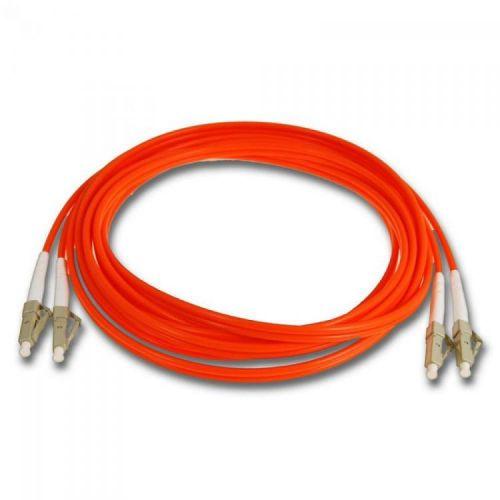 Патч-корд волоконно-оптический Vimcom LC-LC duplex 50/125 15m
