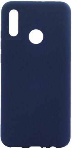 Чехол BoraSco Hard Case 37965 для Samsung (A207) Galaxy A20s синий