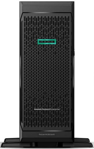 Фото - Сервер HPE ProLiant ML350 Gen10 (P21786-421) 1x3206R 1x16GB x4 3.5 S100i 1G 4P 1x500W сервер