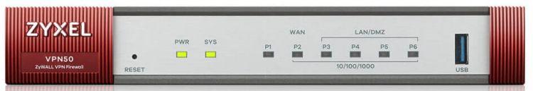 ZYXEL VPN50-RU0101F