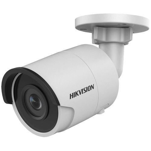 Фото - Видеокамера IP HIKVISION DS-2CD2043G0-I (6mm) 4Мп, 1/3 CMOS, EXIR-подсветка 30м; 6мм; 48°; механический ИК-фильтр; 0.01лк F1.2; H.265/H.265+/H.264/H. веревка 6мм 30м пп