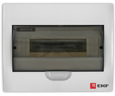 Щит распределительный EKF pb40-n-15 ЩРН-П-15, IP41