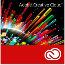 Adobe Creative Cloud for enterprise All Apps 1 User Level 2 10-49, 12 Мес.