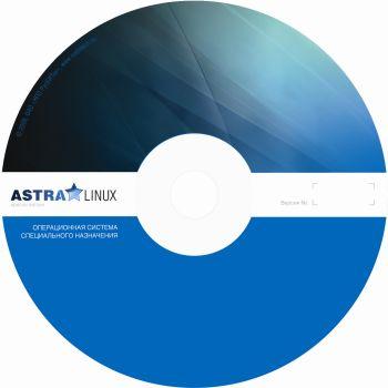 Право на использование НПО РусБИТех ОС СН Astra Linux SE РУСБ.10015-16 исполнение 1 (Смоленск) BOX (ФСБ), для раб. ст, тех. под. Стандарт 12 мес.